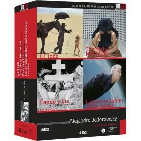 Alejandro Jodorowski Collection (4-disc) (Import)