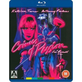 Crimes of Passion (Blu-ray + DVD) (Import)
