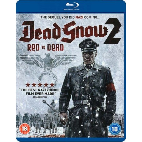 Dead Snow 2 - Red vs. Dead (Blu-ray) (Import)
