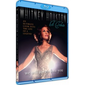 Whitney Houston - We Will Always Love You (Blu-ray)