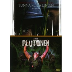 Den Tunna Röda Linjen / Plutonen - Dubbelpack