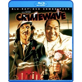 Crimewave (Blu-ray + DVD) (Import)