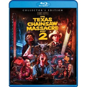 The Texas Chainsaw Massacre Part 2 (Collector's Edition) (Blu-ray) (Imoprt)