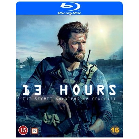 13 hours - Secret soldiers of Benghazi (2-dic) (Blu-ray)