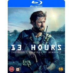 13 hours - Secret soldiers of Benghazi (2-dic) (Blu-ray)