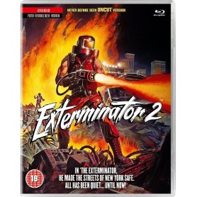 Exterminator 2 (Uncut) (Blu-ray) (Import)