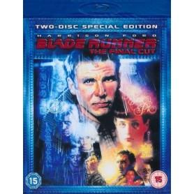 Blade Runner: Final cut (Blu-ray) (2-disc) (Import Sv.Text)