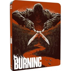 The Burning (Limited edition) (Steelbook) (Blu-ray+DVD)