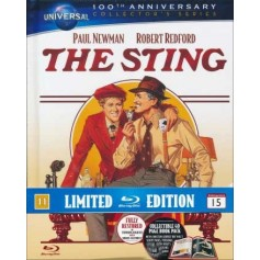 The Sting - Blåsningen: Digibook Collection (Blu-ray)