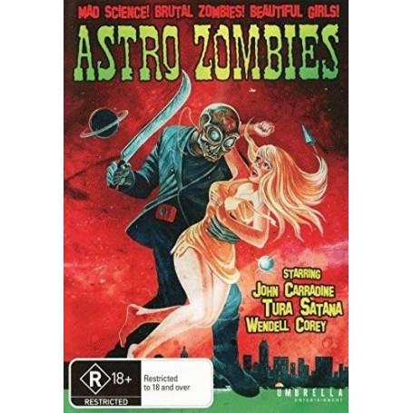Astro Zombies (Import)