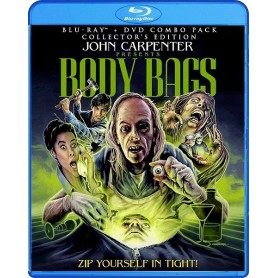 Body Bags (Collector's Edition) (BluRay+ DVD) (Import)