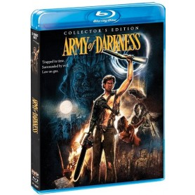 Army Of Darkness (3-disc)(Collector's Edition) (Blu-ray) (Import)