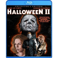 Halloween II (Collector's Edition) (Blu-ray + DVD) (Import)