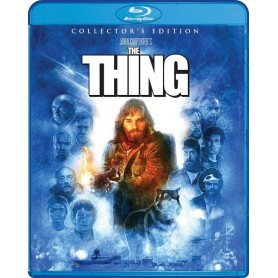 The Thing (Collector's Edition) (Blu-ray) (Import)