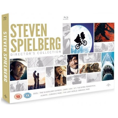 Steven Spielberg - Collection (8-disc) (Blu-ray) (Import)