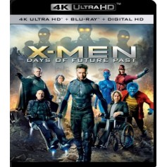 X-Men: Days of Future Past (4K Ultra HD Blu-ray)