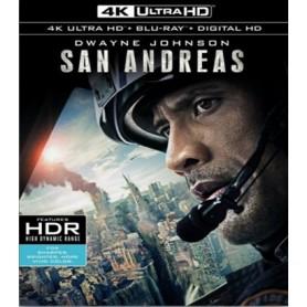 San Andreas (4K Ultra HD Blu-ray)