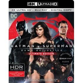 Batman v Superman - Dawn of Justice (4K Ultra HD Blu-ray)