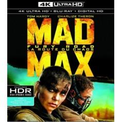 Mad Max: Fury Road (4K Ultra HD Blu-ray)