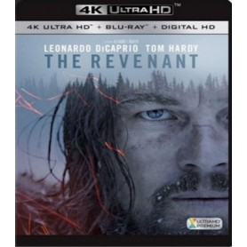 Revenant (4K Ultra HD Blu-ray)