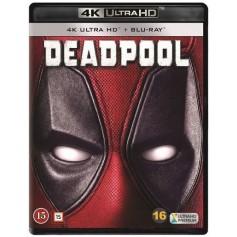 Deadpool (4K Ultra HD Blu-ray)