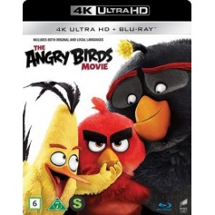 Angry Birds Movie (4K Ultra HD Blu-ray)