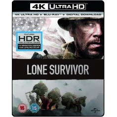 Lone survivor - 4K Ultra HD Blu-ray (Import)