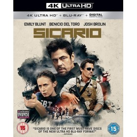 Sicario - 4K Ultra HD Blu-ray (Import)