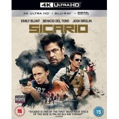Sicario - 4K Ultra HD Blu-ray (Import)