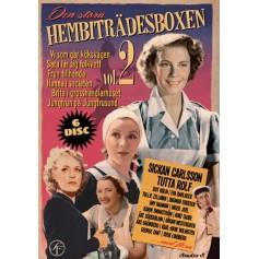 Den Stora Hembiträdesboxen Vol. 2 (6-disc)