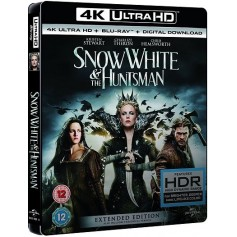 Snow White and the Huntsman (4K Ultra HD Blu-ray) (Import svensk text)