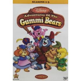 Adventures of the Gummi Bear -Season 1 - 3 (Import)