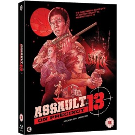 Assault on Precinct 13: 40th Anniversary Limited Edition Box Set (Blu-ray) (Import)