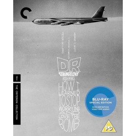 Dr. Strangelove or: How I Learned To Stop Worrying and Love The Bomb (Criterion Collection) (Blu-ray) (Import)