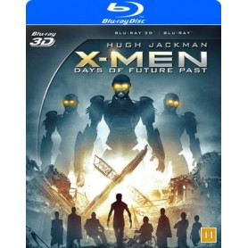 X-Men - Days of Future Past (Real 3D + Blu-ray)