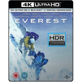 Everest (4K Ultra HD Blu-ray) (Import svensk text)