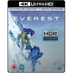 Everest (4K Ultra HD Blu-ray) (Import svensk text)