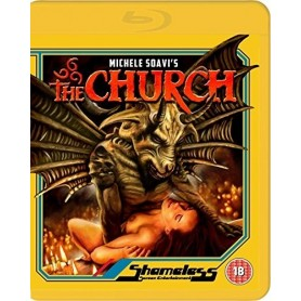 The Church (M. Soavi) (Blu-ray) (Import)
