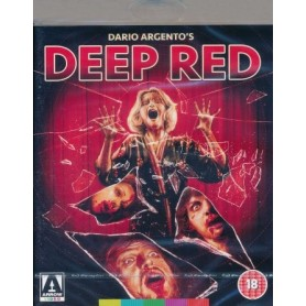 Deep Red (Blu-ray) (Import)