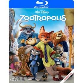 Zootropolis - Disney Klassiker 54 (Blu-ray)