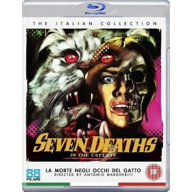 Seven deaths in the cat's eye (Blu-ray) (Import)