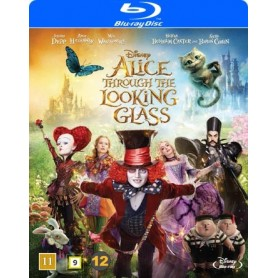 Alice i Spegellandet (Blu-ray)