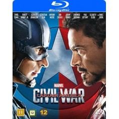 Captain America 3 - Civil War (Blu-ray)
