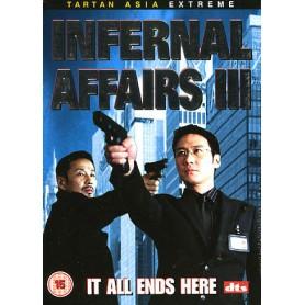 Infernal affairs 3 (Import)