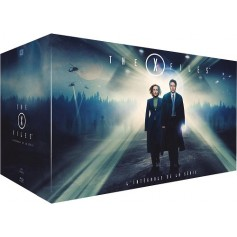 Arkiv X: Complete Box - Season 1-9 (Blu-ray) (55 disc) (Import)