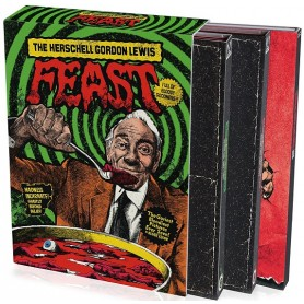The Herschell Gordon Lewis Feast (Limited) (DVD) (Blu-ray) (Import)