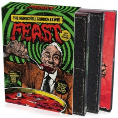 The Herschell Gordon Lewis Feast (Limited) (DVD) (Blu-ray) (Import)