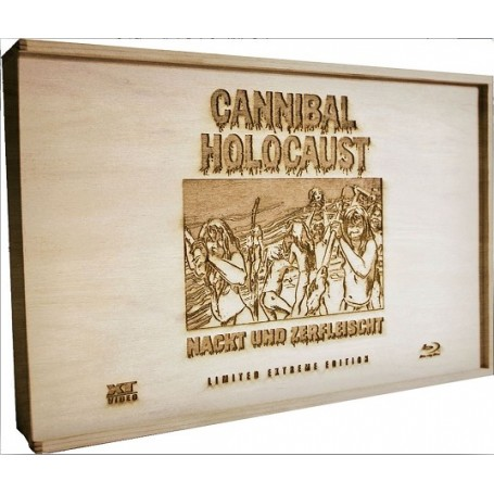 Cannibal Holocaust (Limited extreme edition) (4 Disc) (DVD+Blu-ray) (Import)