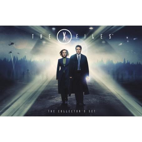 Arkiv X: Complete Box - Season 1-9 (Blu-ray) (55 disc) (Import)