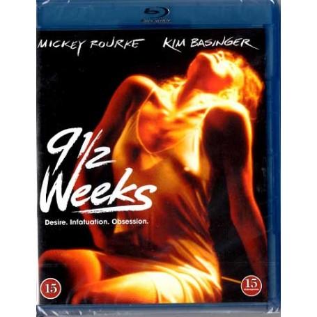 9 1/2 Vecka (Blu-ray)